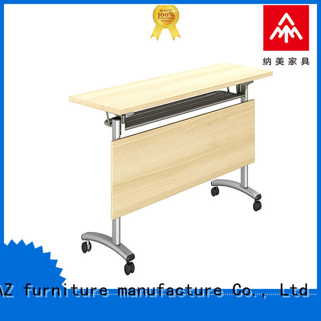 ft015 aluminum training table supply for office NAZ furniture