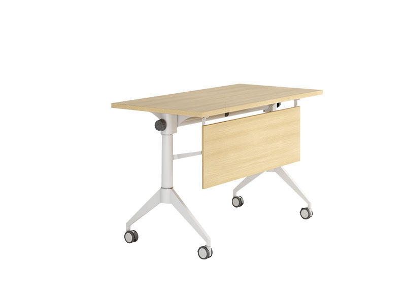 NAZ furniture wheels training table with wheels for school-1