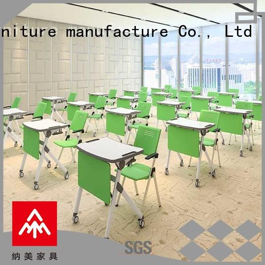 movable folding desk wholesale for training rooms