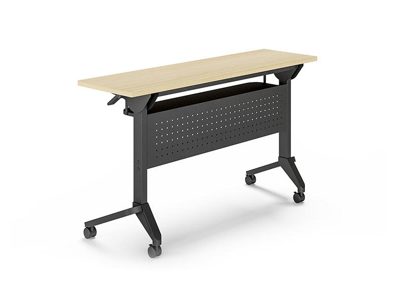 NAZ furniture comfortable folding conference tables on wheels for school-2