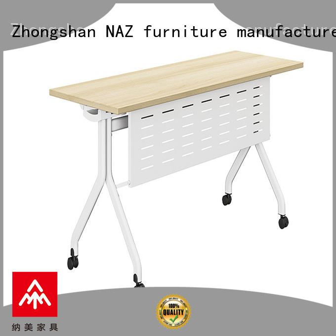 NAZ furniture wooden training tables and chairs supply