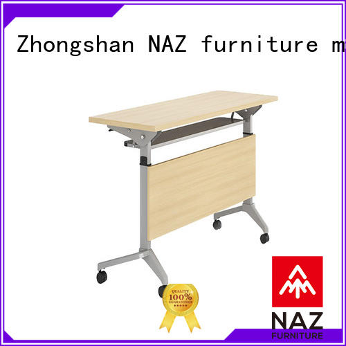 professional training room desks wooden for conference for training room