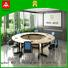 NAZ furniture movable conference table on wheels for office