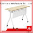 NAZ furniture trapezoid training room tables and chairs supply for training room