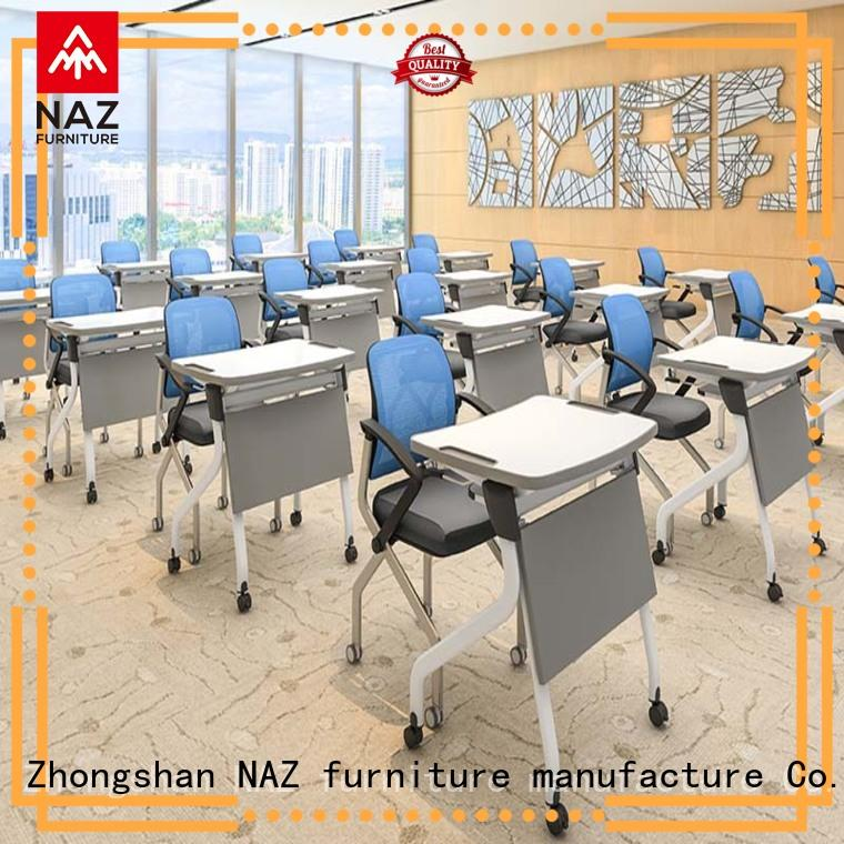 NAZ furniture school classroom training tables factory for meeting rooms