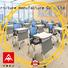 NAZ furniture movable folding desk wholesale for meeting rooms