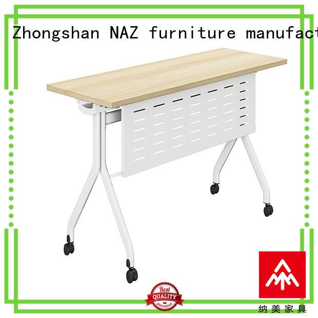 NAZ furniture professional computer training room furniture supply for training room