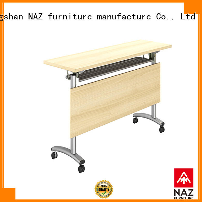 NAZ furniture castors conference training tables for conference for training room