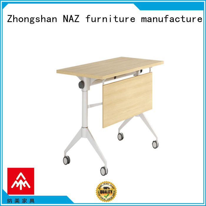 NAZ furniture wooden conference training tables multi purpose for school