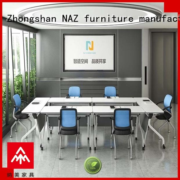 NAZ furniture midtohigh modular conference room tables for sale for meeting room