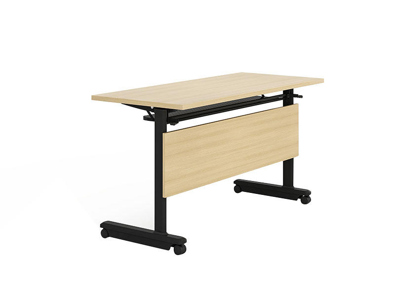NAZ furniture designed flip top training tables with wheels for school-1