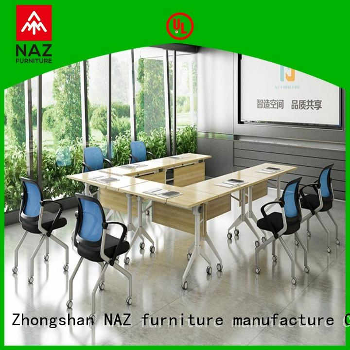movable u shaped conference table ft015c manufacturer for office