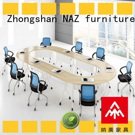 Modern Folding Modular conference table FT-015C for 6/8/10/12/16/20Persons