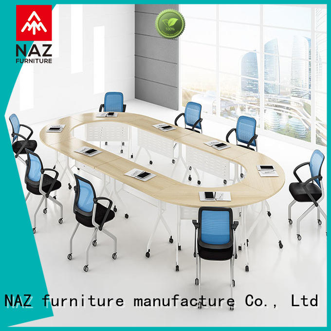 NAZ furniture aluminum steelcase conference table for conference for office