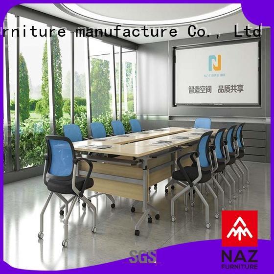 NAZ furniture professional conference table manufacturer for training room
