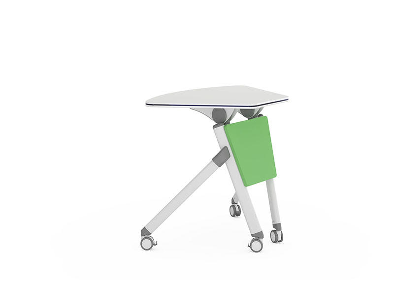 NAZ furniture nesting mobile conference table manufacturer for training room-3