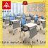 NAZ furniture folding folding student desk desk for meeting rooms