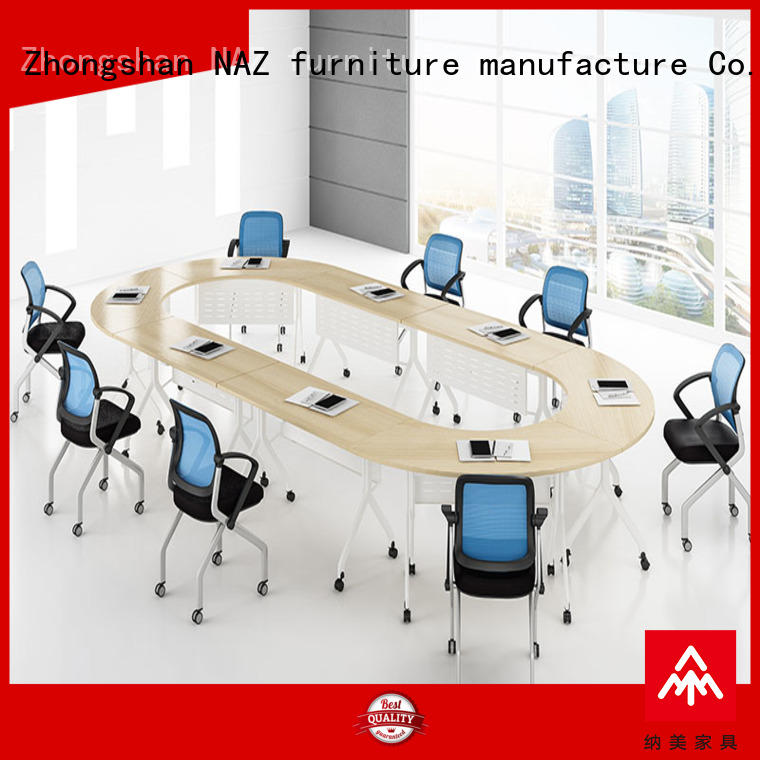 professional foldable office furniture ft013c manufacturer for training room