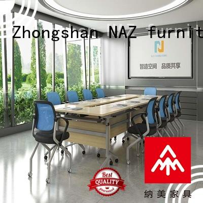 NAZ furniture versatility conference table manufacturer for training room