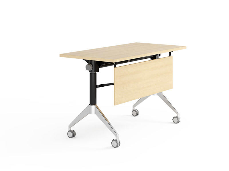comfortable folding conference room tables with wheels conference for conference for training room-2