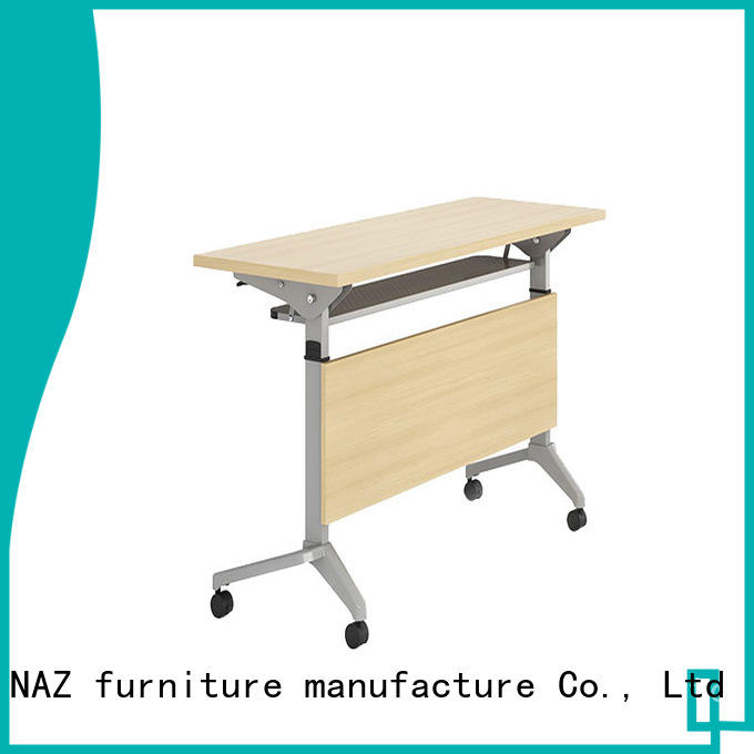 computer flip top training tables ft008 for conference for meeting room