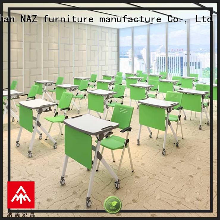 NAZ furniture furniture training table frame factory for office