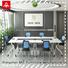 NAZ furniture movable u shaped conference table on wheels for meeting room