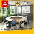 NAZ furniture ft019c modular conference room tables on wheels for school