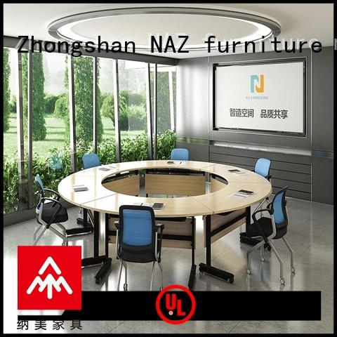 NAZ furniture ft020c modular conference table for conference for training room
