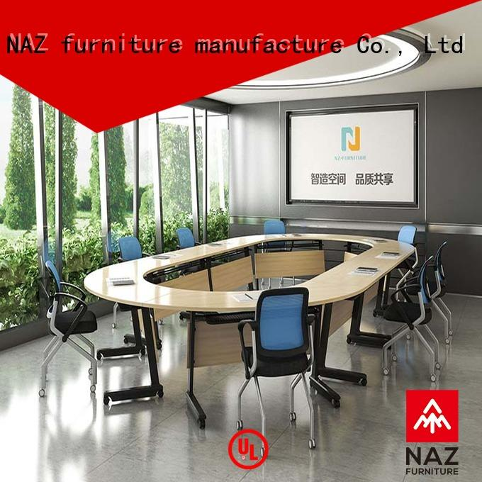 NAZ furniture professional 12 conference table for conference for training room