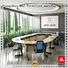 NAZ furniture ft016c folding conference room tables with wheels manufacturer for office