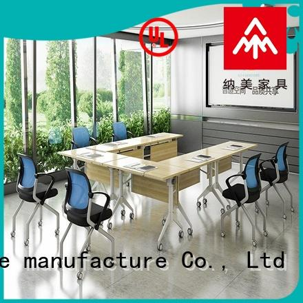movable foldable office furniture folding manufacturer for office