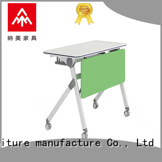 NAZ furniture writing conference training tables for sale for training room