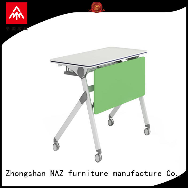 NAZ furniture table modular training room furniture multi purpose