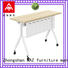 NAZ furniture trapezoid foldable training table supply for school