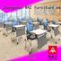 NAZ furniture desk folding desk factory for meeting rooms