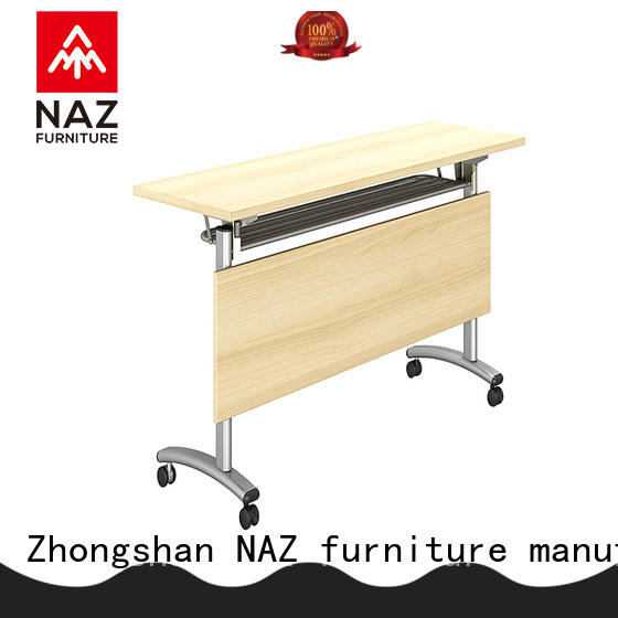 trapezoid office training furniture ft017 for sale for school