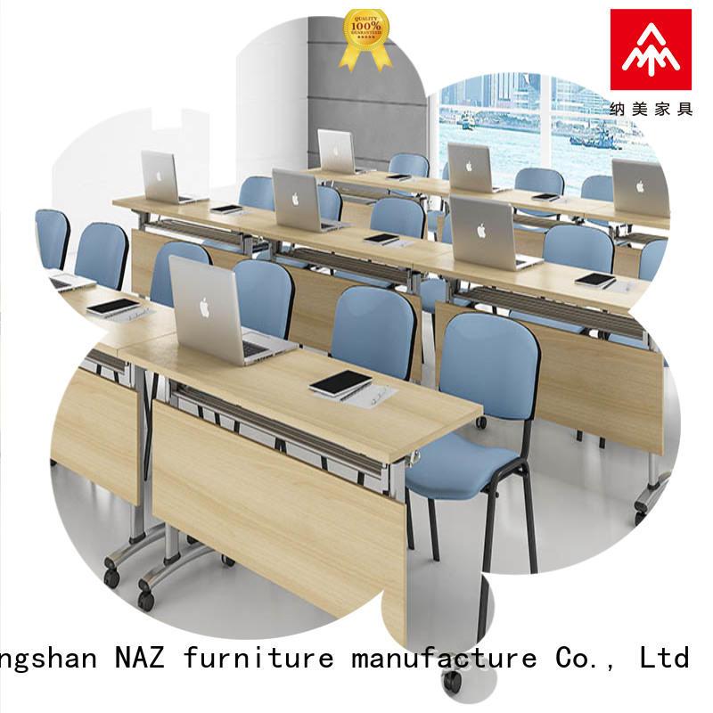 NAZ furniture comfortable modern conference table design folding