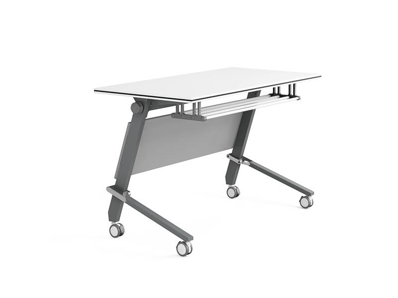 professional training room desks castors with wheels for meeting room-2
