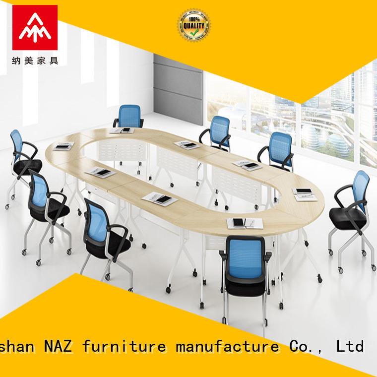 NAZ furniture modular meeting room table for sale for training room
