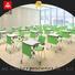 NAZ furniture folding folding study desk factory for school