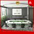 NAZ furniture movable meeting room table on wheels for meeting room
