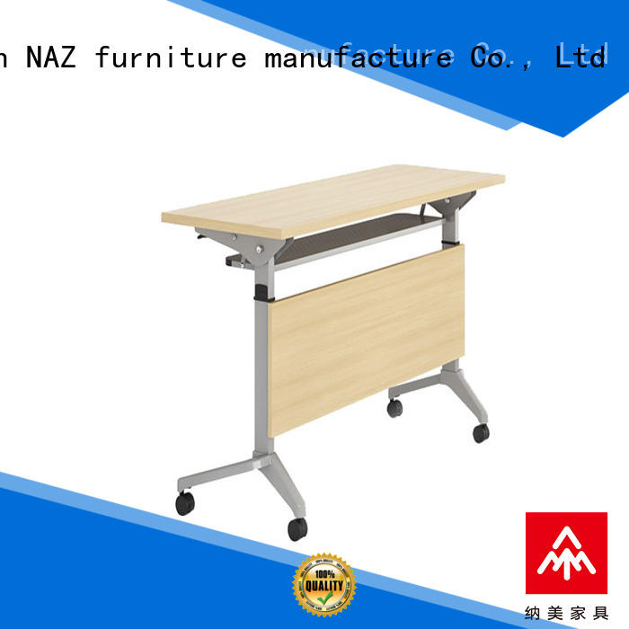 NAZ furniture professional folding training table supply