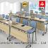 NAZ furniture movable portable conference room tables manufacturer for training room