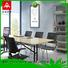 NAZ furniture alloy u shaped conference table manufacturer for school