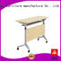 NAZ furniture trapezoid flip top training tables for sale for meeting room