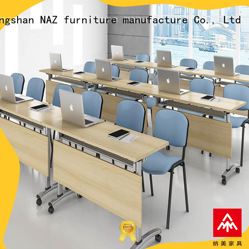NAZ furniture alloy conference room table and chairs for sale for office