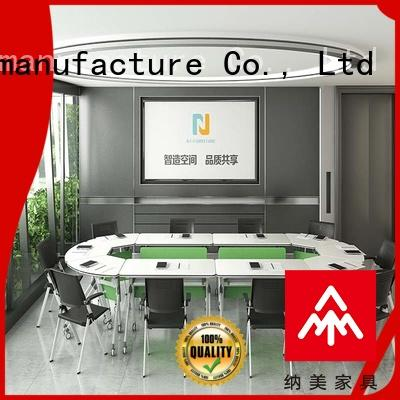 durable white conference table ft002c for sale