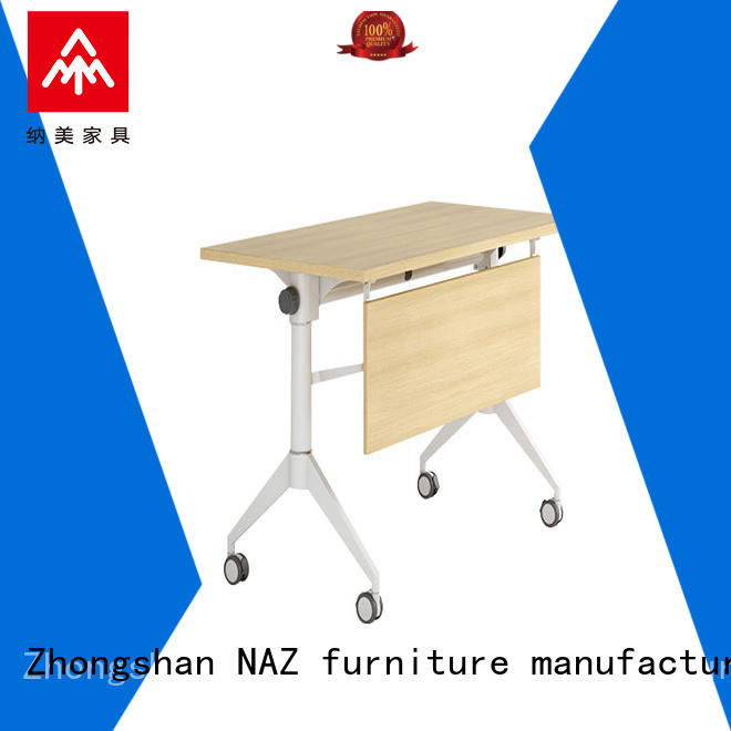 writing folding training room tables for conference NAZ furniture