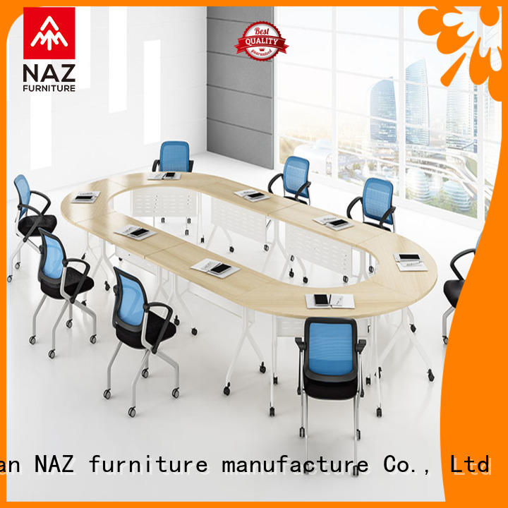 NAZ furniture unique conference table and chairs for sale for meeting room